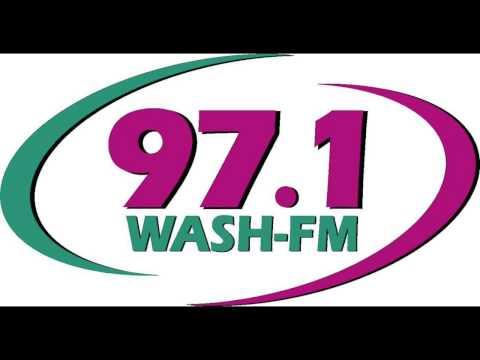 WASH-FM (Washington) Christmas Station ID