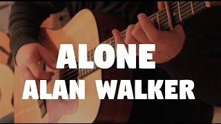 """Alan Walker """"Alone"""" on Fingerstyle by Fabio Lima"""