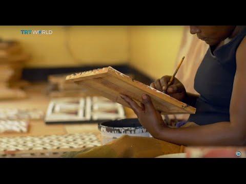 Money Talks: Novella Nikwigize reports on Imigongo in Rwanda, interview with Amina Amurulody