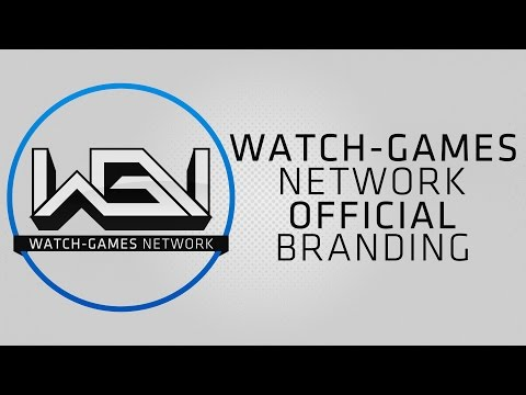 Speed Art | Watch-Games Network Branding | By AzeroxDzn