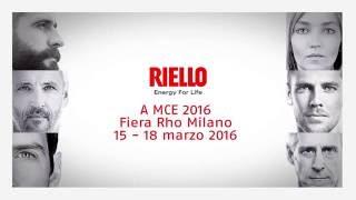 Riello @ MCE 2016