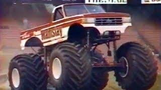 Monster Truck Bloopers 2 - USA Motorsports (1992)