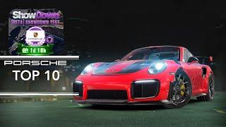 CSR Racing 2 | Top 10 Fastest Porsche