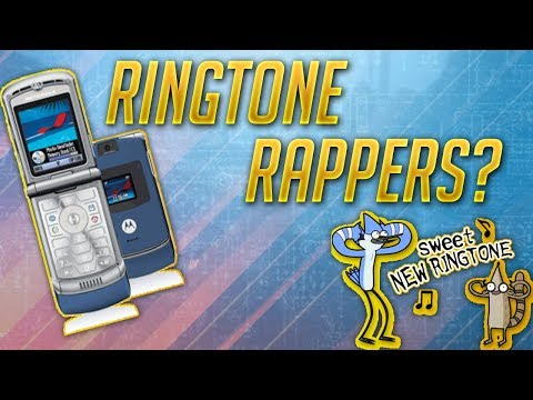 WHAT WAS RINGTONE RAP?