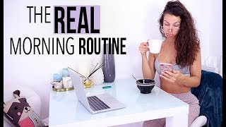 Ma VRAIE morning routine !!!