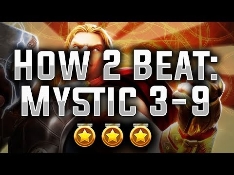 How 2 Beat: Mystic 3-9 (3-Star) - MARVEL Strike Force