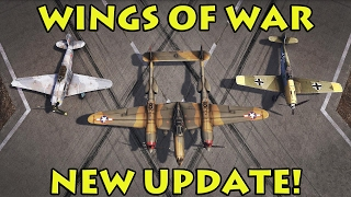 Wings of War Update! New Planes & More - Heroes & Generals