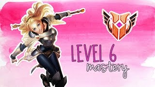 League of Legends - Road to level 6 (Lux)