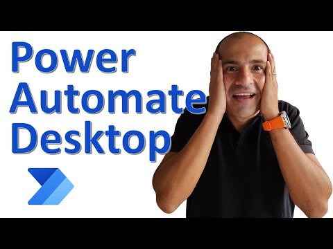🦾🤖 How to automate repetitive tasks with Power Automate Desktop for FREE