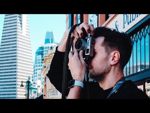 FUJIFILM TRAVEL PHOTOGRAPHY in SAN FRANCISCO