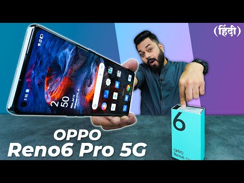 OPPO Reno 6 Pro 5G Unboxing & First Impressions ⚡ Dimensity 1200, Flare Portrait Video & Mor