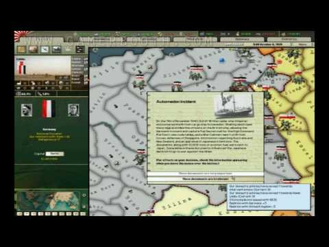 Let's Play Hearts of Iron II -- Part. 14 (Japan) |