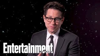 The 'Rise Of Skywalker' Cast Breaks Down Star Wars' Grand Finale | Entertainment Weekly