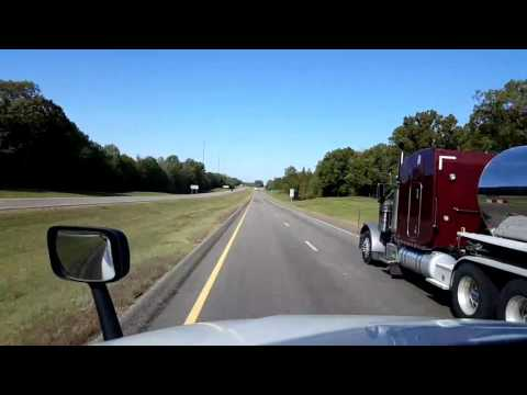 Bigrigtravels Live! - Tillatoba, Mississippi to Gilmore, Arkansas - Interstate 55 - November 9, 2016