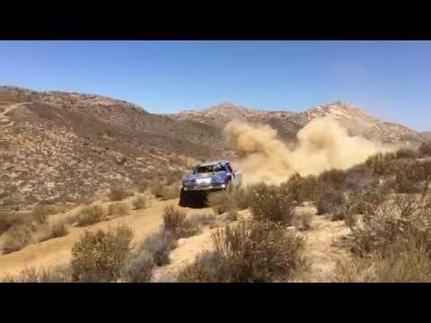 2014 Baja 500 Qualifying IPhone Video