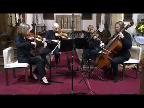 CREEP (Radiohead) performed by Capriccio Quartet