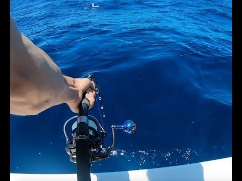 Jigging For Monster Fish In Western Australia