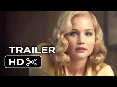 Serena Official Trailer #1 (2015) - Jennifer Lawrence, Bradley Cooper Movie HD