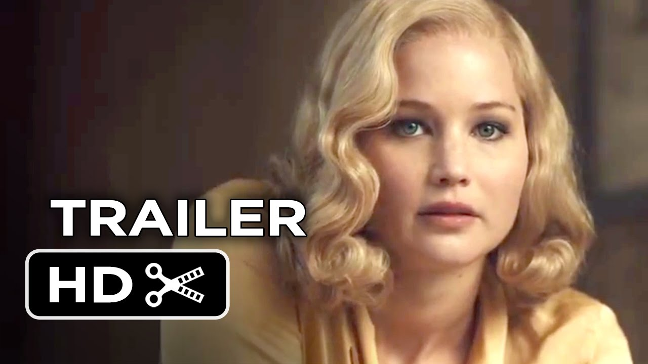 Serena Official International Trailer #1 (2015) - Jennifer ...