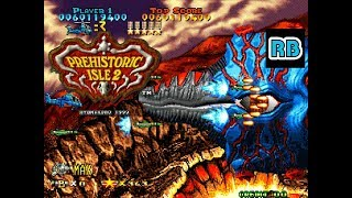1999 [60fps] Prehistoric Isle 2 60919400pts Nomiss ALL