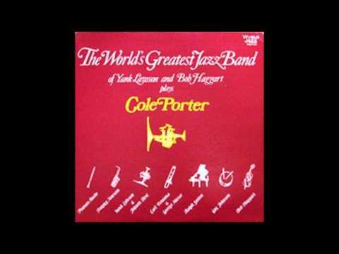 Carl Fontana ''It's D'lovely'' Worlds greatest Jazz Band plays Porter LP