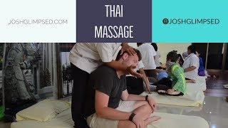 Download Video THAI MASSAGE!? We explore Bangkok Massage Parlours and ask - Medicine or Sex? MP3 3GP MP4