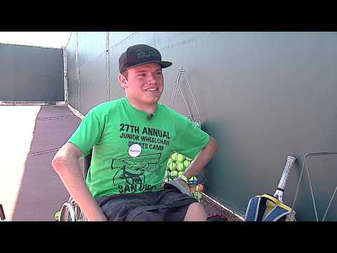 Camp Helps Children With Disabilities Learn Independence