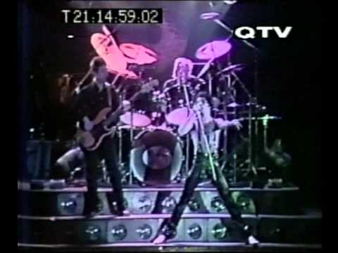 Queen - Live in Paris 1979