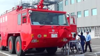 仙台空港祭2012 航空局地区 車両展示 thumbnail