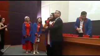 kırıkkale üniversitesi iktisat bölümü mezuniyet töreni 2018 iö