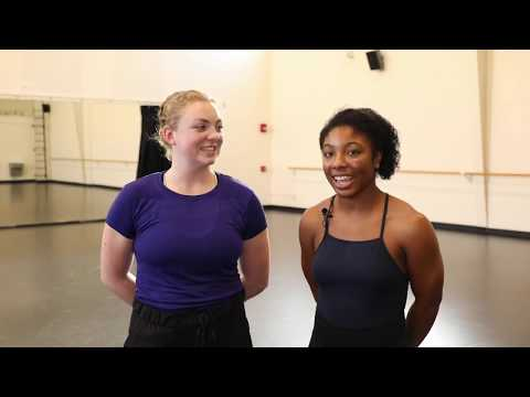 Major in Dance at DeSales University