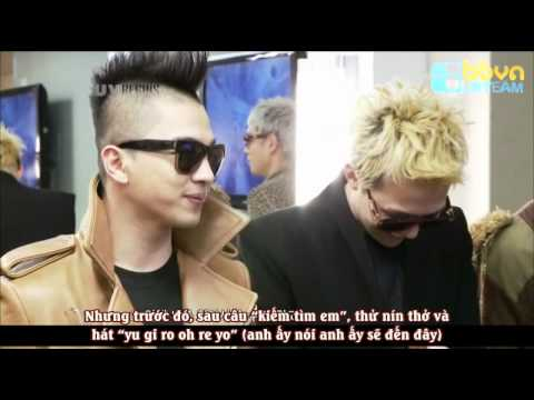 [Vietsub] Big Bang - UV Syndrome Begins 110329 Part 1/2