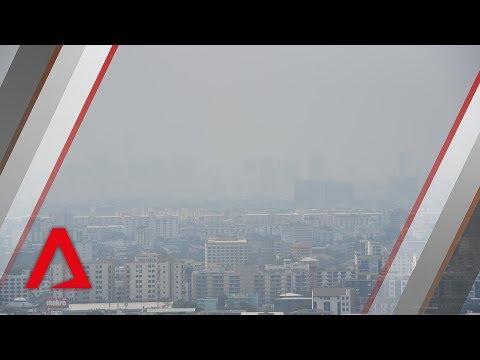 Bangkok in grip of air pollution crisis Mp3