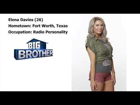 K-FROG Big Brother 19 Interview: Elena