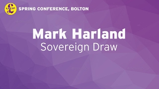 Mark Harland in Bolton