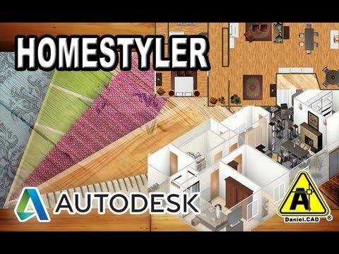 Conheça o Autodesk Homestyler (PT) - YouTube