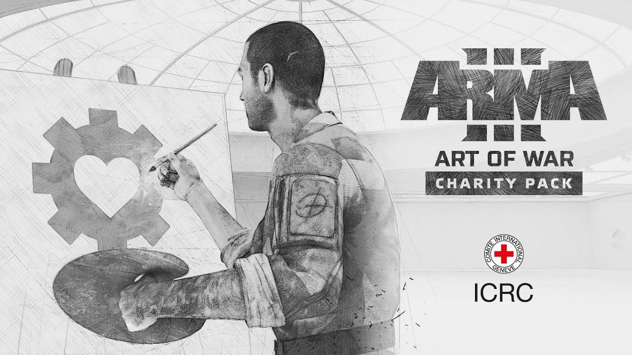 Arma 3 Art of War - Charity Pack Trailer