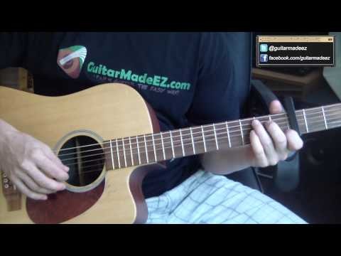 Ryan Adams - Lucky Now - Guitar Tutorial (From The