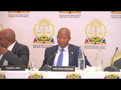 JSC interview of Advocate Cossie for the Eastern Cape High Court (Judges Matter)