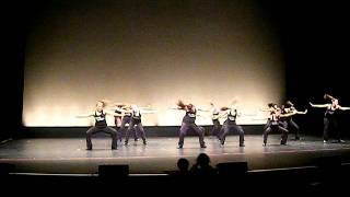 Pure Energy Dance Team - Sara Adler and Xanda Cole