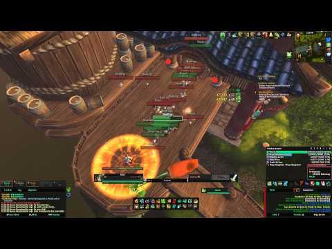 World of Warcraft MoP - HC Instanz - Brauerei Sturmbräu (Monk Tank POV)