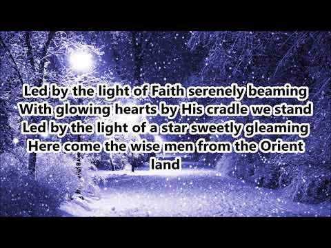 HomeTown - Oh Holy Night (Lyric Video)