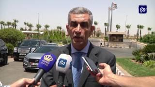 وزير النقل يقوم بجولة في مطار الملكة علياء للوقوف على المشاريع المنجزة - (1-8-2017)