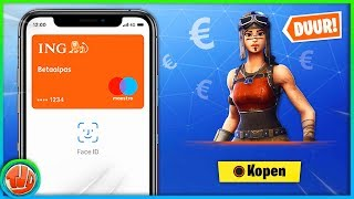 Buy Fortnite ACCOUNT from €50,000,-?! This Is a SCAM!!