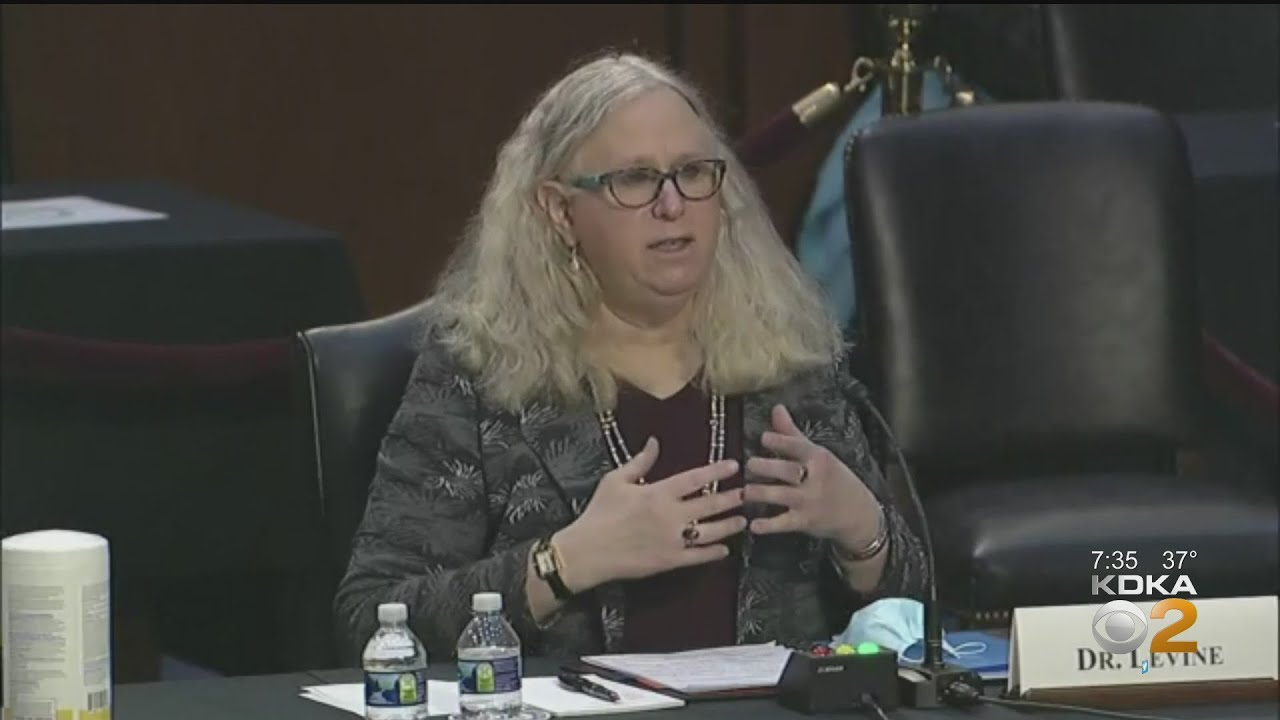 U.S. Senate Confirmation Hearing Underway For Dr. Rachel ...