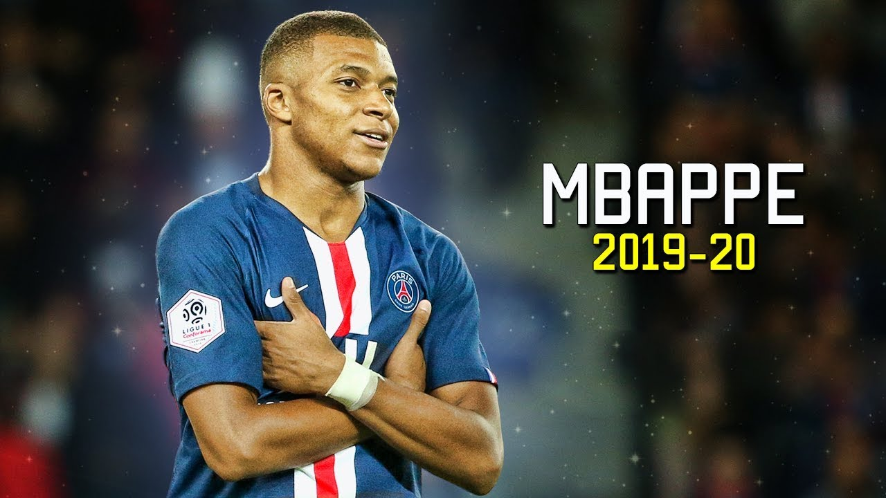 Download Kylian Mbappe 2019/20 - Skills & Goals   HD