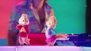 Элвин и бурундуки ути моя маленькая клип