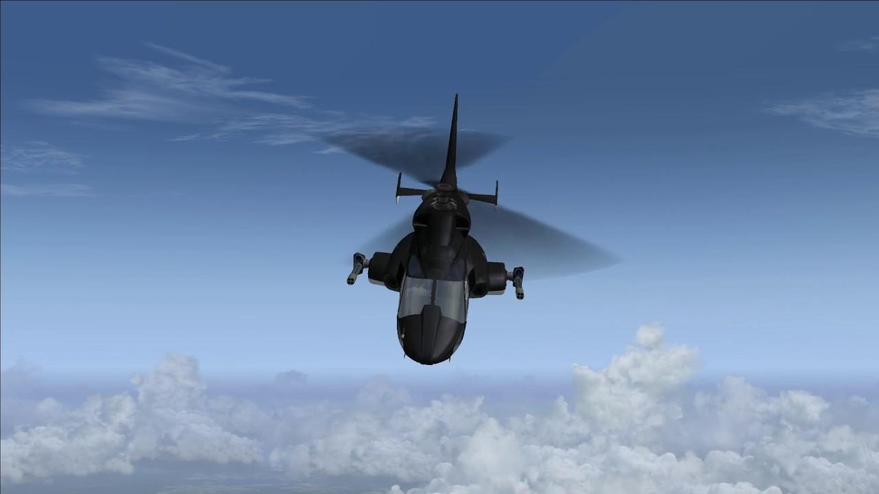 simMarket: AFS-DESIGN - AIRWOLF V2 FS2004