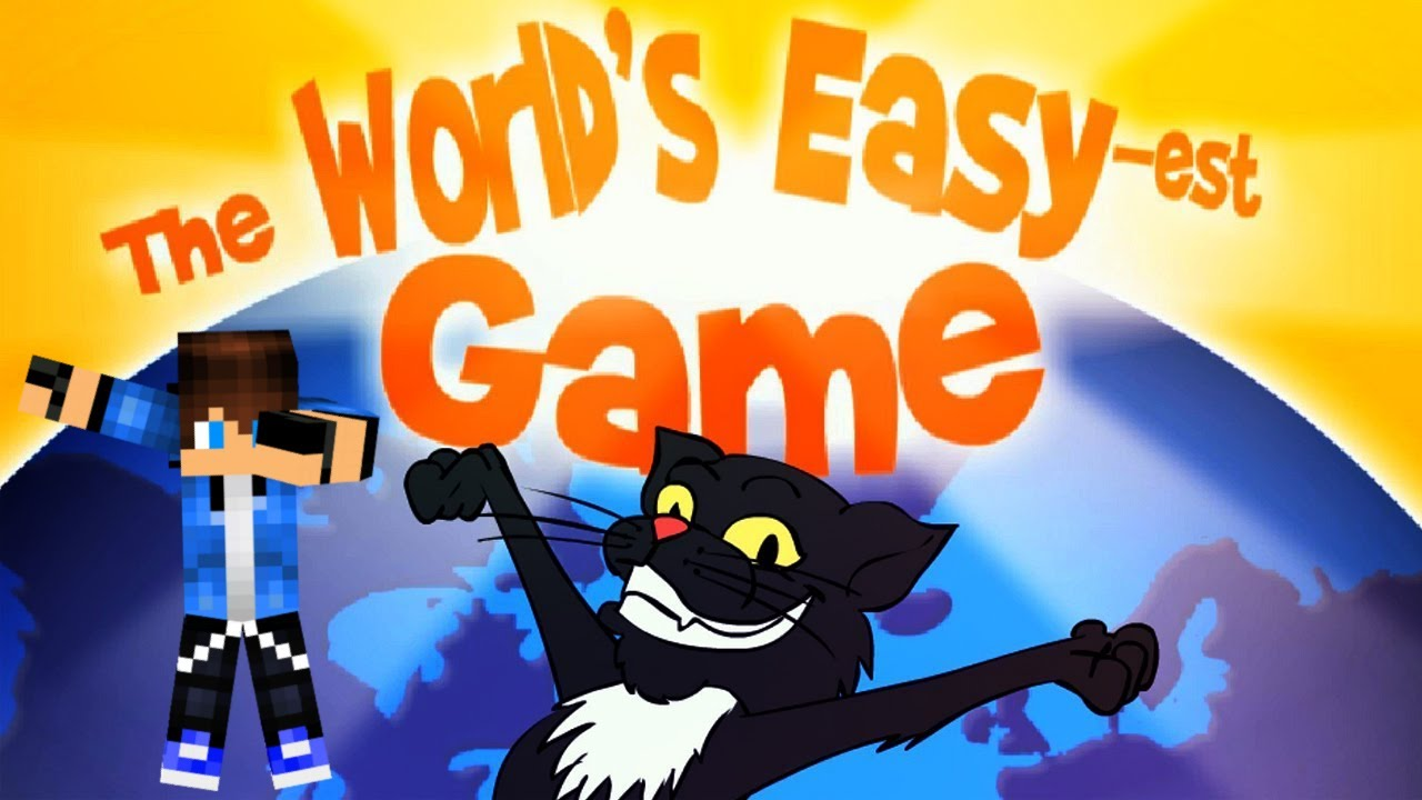 Worlds EASYEST Game YouTube