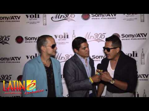 exclusive interview w/ Angel Y Khriz